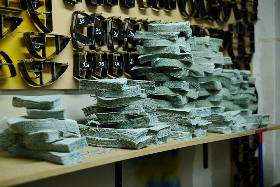 Nipa la fábrica de alpargatas 100% argentina
