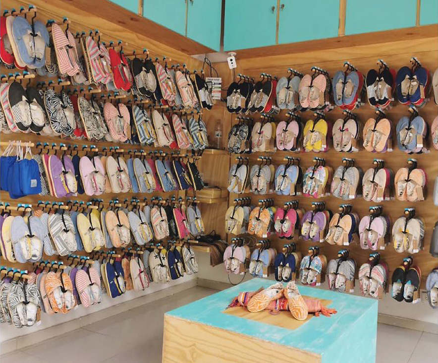tienda Nipa alpargatas Colombia